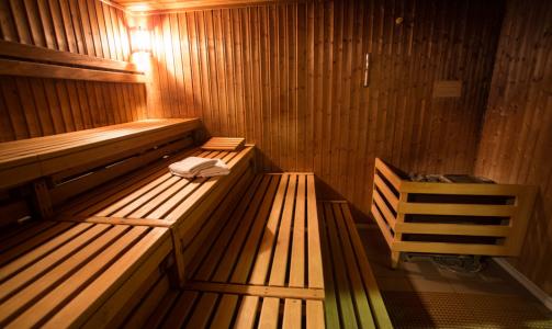 Fínska sauna tomax