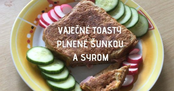vajecne toasty recept tomax