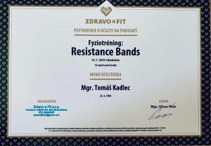 certifikacia tomas kadlec resistance bands