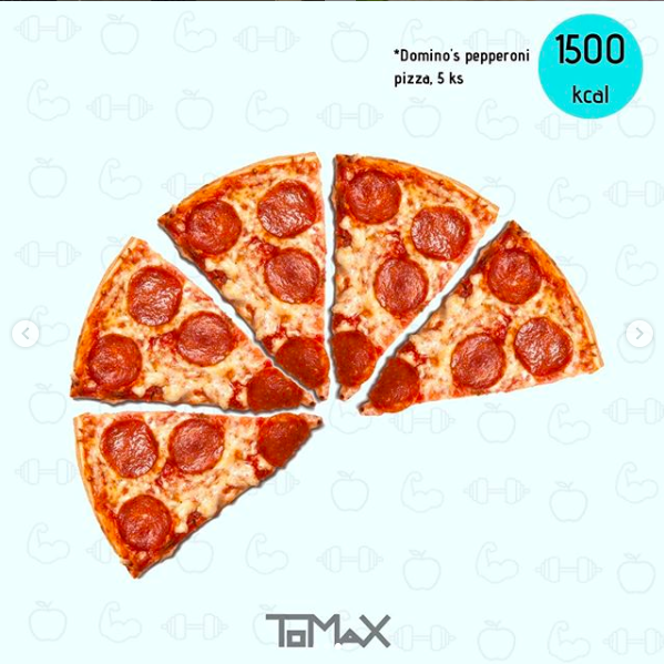 1500 kalorii tomax