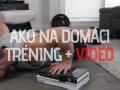 Ako na domáci tréning + VIDEO