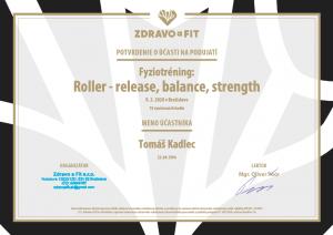 Tomáš Kadlec foam roller