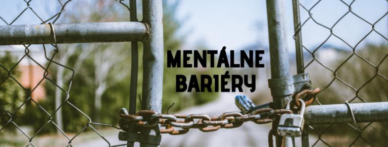 kasli na mentalne bariery