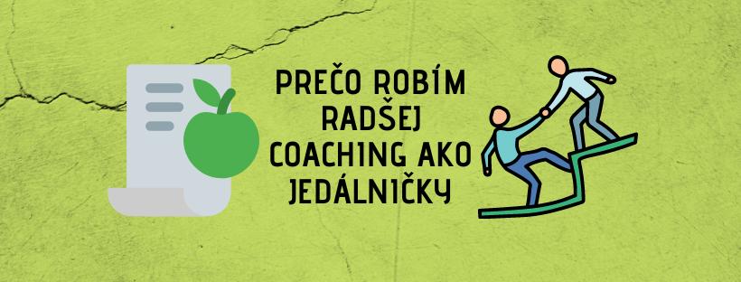tomax coaching jedalnicek