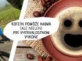 Kofeín pomôže najmä (ale nielen) pri vytrvalostnom výkone