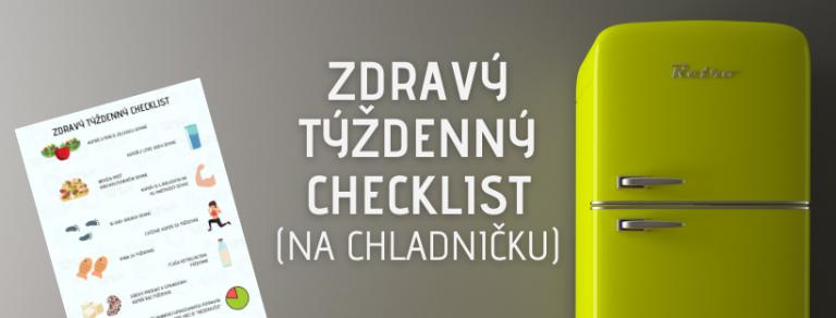 zdravy tyzdenny checklist tomax