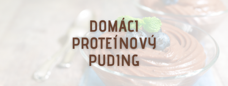 domaci proteinovy puding tomax